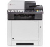 Multifunctional Kyocera ECOSYS M5521cdw, laser color, Fax, A4, 21 ppm, Duplex, ADF, Retea, Wireless
