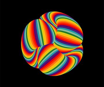 Gif-uri animate hipnotizante, cu David Szakaly