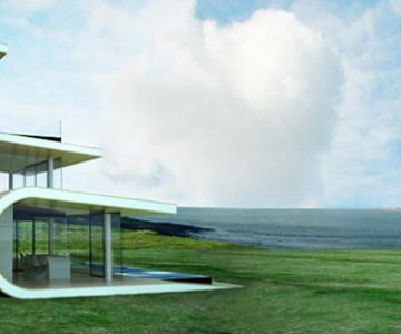 Casa Olas: Libertatea valurilor oceanului