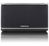 Sistem Lenco PlayLink 4 Multiroom, Wi-Fi, Bluetooth, NFC (Negru)