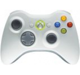 Gamepad Microsoft XBOX 360 Wireless Controller (Alb)