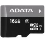 Card de memorie A-DATA microSDHC, 16GB, UHS-I + Micro cititor USB