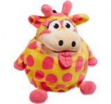 Mascota Tummy Stuffers Girafa - Jucarii de Plus Jay at Play