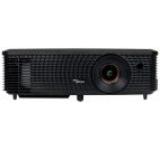 Videoproiector Optoma DS347, 3000 lumeni, 800 x 600, Contrast 20000:1, 3D Ready (Negru)