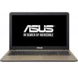 Laptop ASUS X540SA-XX311 (Procesor Intel® Celeron® N3060 (2M Cache, up to 2.48 GHz), Braswell, 15.6inch, 4GB, 500GB, Intel® HD Graphics 400, USB C, Negru ciocolatiu)