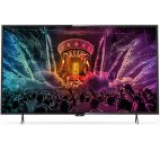 Televizor LED Philips 139 cm (55inch) 55PUS6101/12, Ultra HD 4K, Smart TV, WiFi, CI+