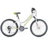 Bicicleta Leader Fox Spider Girl 2016, Cadru 13inch, Roti 24inch (Alb)