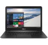 Ultrabook™ ASUS ZenBook UX305UA-FC001T (Procesor Intel® Core™ i5-6200U (3M Cache, up to 2.80 GHz), Skylake, 13.3inchFHD, 8GB, 256GB SSD, Intel® HD Graphics 520, Wireless AC, Windows 10, Negru)