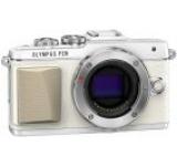 Aparat Foto Mirrorless Olympus E-PL7 Body (Alb), Filmare Full HD, 16.1MP