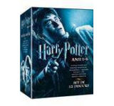 Pachet Harry Potter 1-6 pe 12 discuri