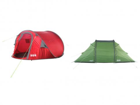 Vacanta sub cerul liber: Cum ne pregatim pentru camping - Poza 1