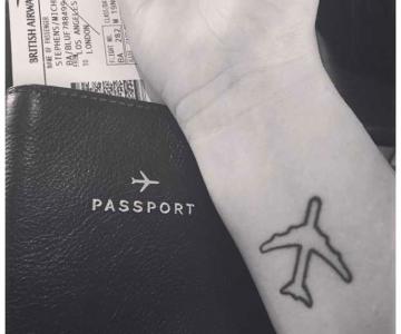 9 idei de tatuaje pentru iubitorii de calatorii