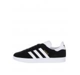 Pantofi sport negri unisex adidas Originals Gazelle