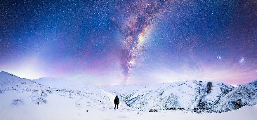 Cu ochii la stele: Nopti sclipitoare in Noua Zeelanda - Poza 8