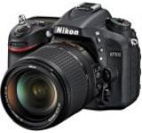 Aparat Foto D-SLR NIKON D7100 (Negru), cu Obiectiv 18-140mm VR, Filmare Full HD, 24.1MP