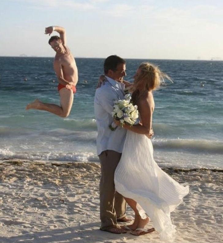 Cele mai haioase poze de nunta - Poza 4