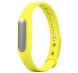 Bratara fitness iUni MI1, Bluetooth (Galben)