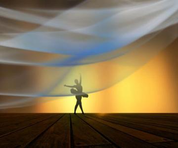 Peisaje abstracte cu siluete, de Josh Adamski