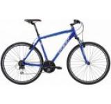 Bicicleta Felt Trekking QX70M 55CM, Roti 28inch (Albastru)