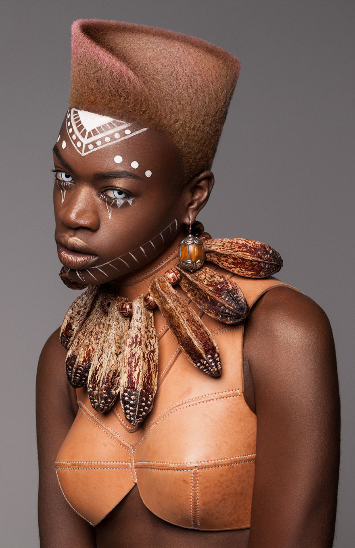 Frumusete feminina in cultura africana - Poza 7
