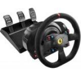 Volan cu pedale Thrustmaster Ferrari Integral Alcantara Edition (PS3, PS4, PC)