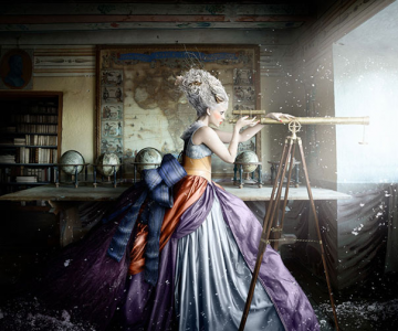 Poveste inghetata in castelul din Stockholm, de Alexia Sinclair