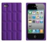 Husa Blautel BLTFSCHL4 protectie spate iPhone 4/4S (Mov)