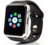 Smartwatch Cronos Joy, TFT LCD Capacitive touchscreen 1.54inch, 128MB RAM, Wi-Fi, 2G, Bluetooth (Negru)