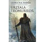 eBook - Urzeala tronurilor (Saga cantec de gheata si foc, partea I)