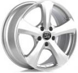 Janta Aliaj MSW 19 Full Silver, 6.5x16, 5x127, ET36 71.6