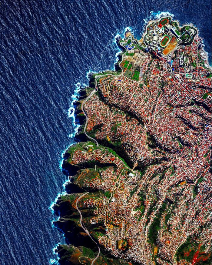 Lumea privita de sus, in imagini uluitoare - Poza 18