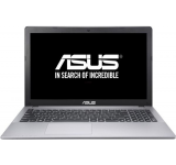 "ASUS Laptop ASUS X550JX-XX299D (Procesor Intel® Quad-Core™ i7-4720HQ (6M Cache, up to 3.60 GHz), Haswell, 15.6"", 4GB, 256GB SSD, nVidia GeForce GTX 950M@2GB, Wireless AC) Laptopuri"