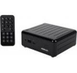 Sistem PC ASRock BEEBOX N3150-2G32SW10/B Mini (Procesor Intel® Celeron® N3150 (2M Cache, up to 2.08 GHz), 2GB, 32GB eMMC, Intel HD Graphics, WiFi, Windows 10)