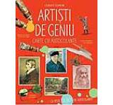 Artisti de geniu. Enciclopedie cu autocolante