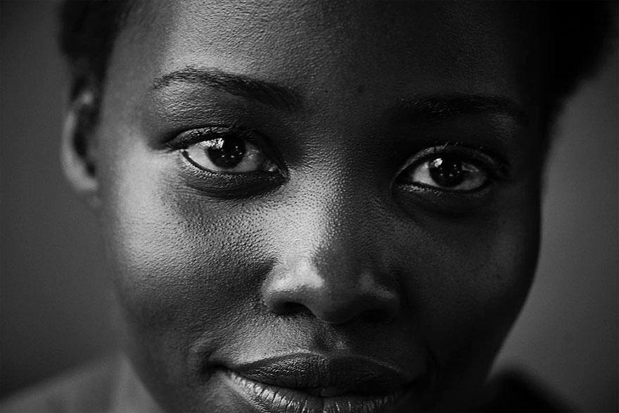 Fara retusari: Frumusetea actritelor, in alb si negru - Poza 3