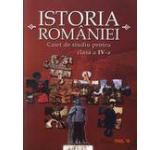Istoria Romaniei. Caiet de studiu pentru clasa a IV-a