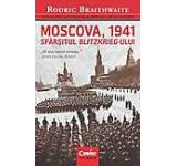 Moscova 1941. Sfarsitul Blitzkrieg-ului