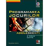 Programarea jocurilor pentru adolescenti (CD inclus)