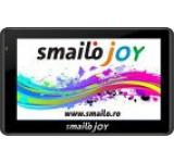 """Sistem de navigatie Smailo Joy, Ecran 4.3"""" TFT LCD, Procesor 800 MHz, Microsoft Windows CE 6.0, Fara Harta"""