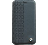 Husa Flip cover BMW Perforated BMFLBKP6PEN pentru Apple iPhone 6/6S (Negru)
