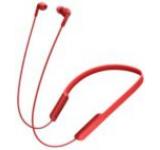 Casti alergare Sony XB70BT EXTRA BASS, Bluetooth (Rosu)