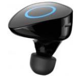 Casca Bluetooth Devia Vortex DVVRTXBTBK, Multi Point, incarcator dedicat auto (Negru)