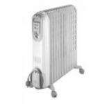 Radiator cu ulei DeLonghi V550715, 7 elementi, 1500W (Alb)