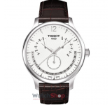 Ceas Tissot T-CLASSIC T063.637.16.037.00 Tradition Perpetual Calendar (T063.637.16.037.00) - WatchShop