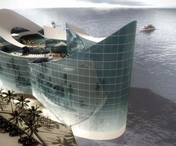 Hotel pe ape in Qatar, pentru CM 2022