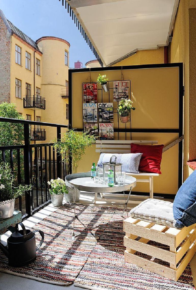 Cum iti transformi balconul intr-o oaza de recreere - Poza 9