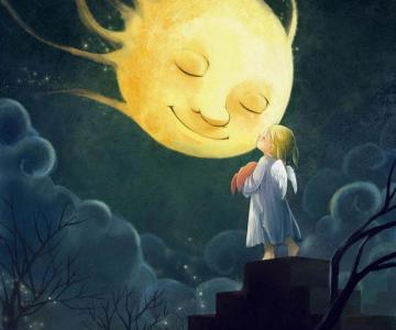 Nostalgii dupa copilarie, de Melani Sie