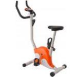Bicicleta Fitness mecanica FitTronic 8012 (Portocaliu/Alb)