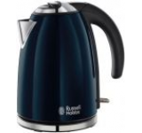 Fierbator electric Russell Hobbs Royal Blue 18947-70, 2200W, 1.7L
