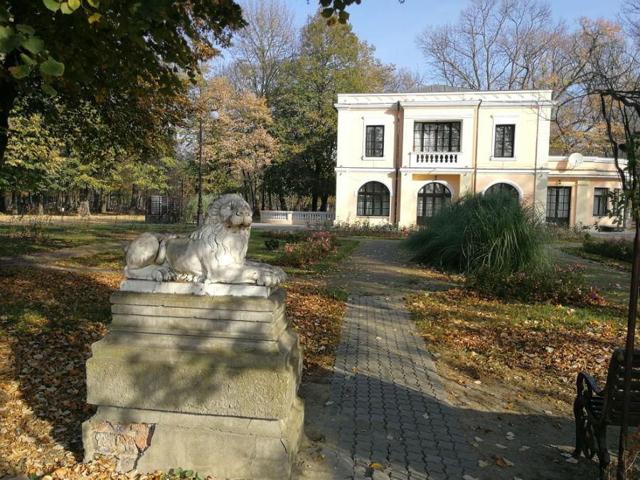 Parcul Nicolae Romanescu: Minunea verde din Banie, in poze superbe - Poza 14